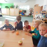 Berušky - Ochutnávka ovoce a zelenina